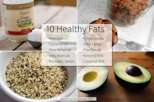 10 healthy fats- free image
