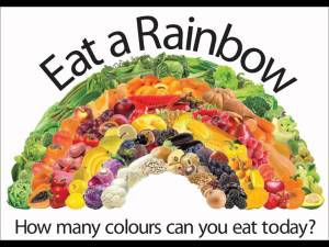 eat the rainbow pic